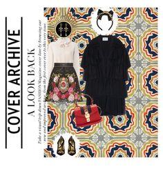 """Sin título #665"" by angstylist on Polyvore featuring moda, nuLOOM, Chloé, Osman, Dolce&Gabbana y Gucci"