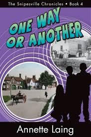Charlotte's Library: One Way or Another, by Annette Laing, for Timeslip Tuesday