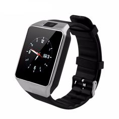 6171533b3be Bluetooth Smart Watch Smartwatch DZ09 Android Phone Call Relogio 2G GSM SIM  TF Card Camera