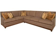 Vanguard Riverside Left/Right Arm Corner Sofa 604-LCS