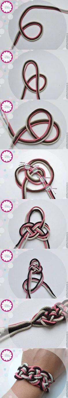 DIY Multi color Bracelet DIY Multi color Bracelet by diyforever