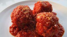 Meatballs with Marinara : Recipes : do it Delicious