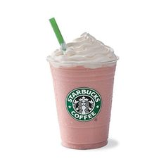 Starbucks to stop using 'crushed bug' dye ❤ liked on Polyvore featuring food, starbucks, drinks and food and drink