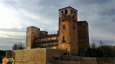 Castillo de Castilnovo (Segovia) un lugar maravilloso para crear tu propio plan de fin de semana por tierras segovianas. http://www.segoviaunbuenplan.com/qu%C3%A9-ver/monumentos/castillo-de-castilnovo/