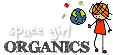 Space Girl Organics-organic produce delivery service that helps small organic farms sell their goods and denotes extra produce to local foodbanks.