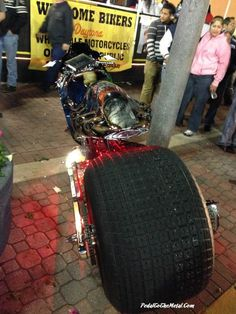 Daytona Bike Week 2013 - Daytona Bike Week 2013 - Photos    I SEEN THIS...IT WAS AWESOME