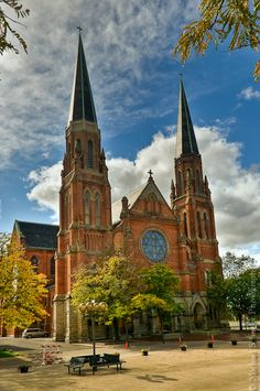 Ste. Anne de Detroit - Our wedding church. The most amazing place in the world.