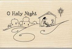 Inkadinkado O Holy Night Wood Stamp Inkadinkado http://www.amazon.com/dp/B0021EZ5E4/ref=cm_sw_r_pi_dp_ukPxub13BV7BE