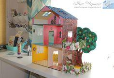 My scrap: ♥Скрап ремонт в кукольном доме♥
