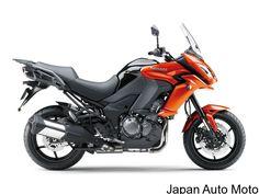 KAWASAKI KLZ 1000 BFF Bucuresti - JAPAN AUTO MOTO