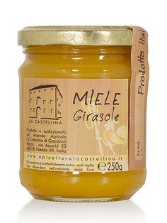 Sunflower Honey http://deliz.io/product/sunflower-honey-la-castellina/