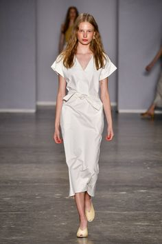 Lilly Sarti   Ready-to-Wear - Spring 2018   Look 14