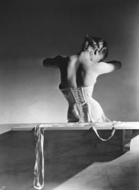 MAINBOCHER CORSET, 1939 by HORST, HORST P (1906-1999) - photograph for sale from Beetles & Huxley