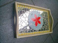 Curso de mosaico e entrevista comigo !!! | Alem da Rua Atelier