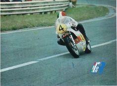 1974, il mistero della Yamaha 350 4 cilindri di Agostini
