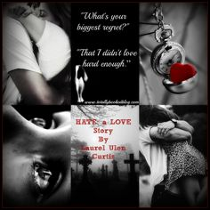 WE LOVED THIS BOOK!!! HATE: A LOVE STORY by Laurel Ulen Curtis is a story of friendship, love, loss and a wonderful friends to lovers story. Beautifully told with humour and heart. A definite recommend from us! Grab this one!!!   Our review: http://wp.me/p2WbFf-4KH