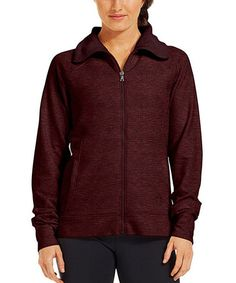 Love this Systematic Charged Cotton® Storm Marble Sherpa Jacket by Under Armour® on #zulily! #zulilyfinds