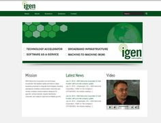 Igen Networks   http://www.igen-networks.com/  by Gogiro Okanagan