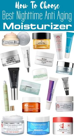 The Best Anti Aging Moisturizer For Oily Skin - For years and years people have reverted to be able to obscure beauty ceremonies claiming . Best Nighttime Moisturizer, Best Korean Moisturizer, Moisturizer For Oily Skin, Anti Aging Moisturizer, Drugstore Makeup, Anti Aging Tips, Best Anti Aging, Anti Aging Cream, Health