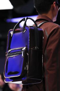 d80d94e02d16 Versace Backpack is stunning enough Versace Backpack