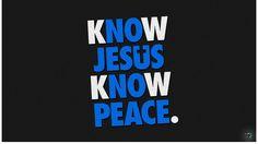 Jesus Quotes About Peace. QuotesGram