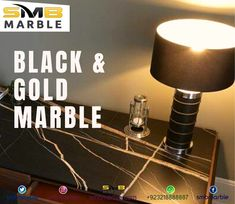 black and gold marble is very beautiful, shining, polished marble from pakistan. it has golden viens on black background. contact to buy +92 321 888 8887 visit: smbmarble.com #whiteonyxstore #marblefactory #marbleideas #interiordesign #tavanaydinlatma #marblefloor #luxuryflooring #stonefurniture #traditionalrugs #wemanufacture #designhounds #marblefloor #featurewalls #storagegoals #organisation #carraratiles #marblefloor #wainscoting #newhome #hamptonshouse #hamptonshome Marble Gold, Black And Gold Marble, Marble Price, Luxury Flooring, Hamptons House, Marble Floor, Traditional Rugs, Wainscoting, Black Backgrounds