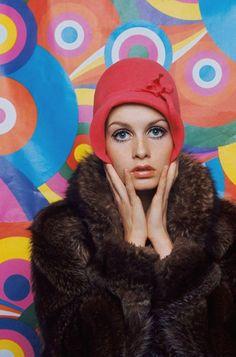 60's Fashion - Twiggy