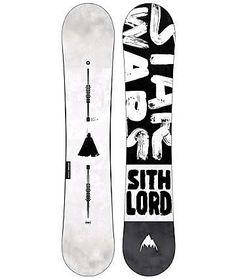 9722e09c231 Burton x Star Wars Dark Side 154cm Snowboard Best Snowboards