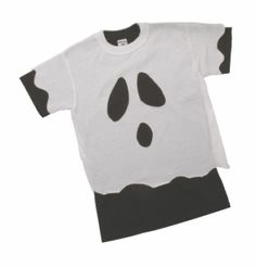 costume ghost shirt