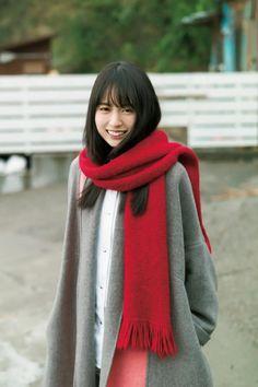 Asian Kids, Just Girl Things, Kawaii Clothes, Kawaii Girl, Japanese Girl, Asian Woman, Cute Girls, Winter Outfits, Girl Fashion