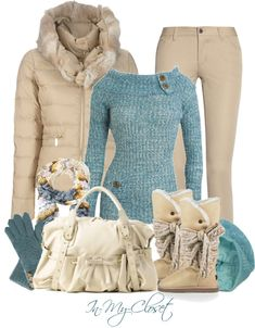 """Winter Wear - #12"" by in-my-closet ❤ liked on Polyvore"