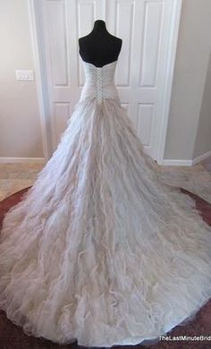 Sophia Tolli Y21431 Marlene 12: buy this dress for a fraction of the salon price on PreOwnedWeddingDresses.com