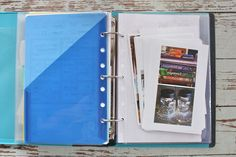 Mish Mash: My Project Life planner...