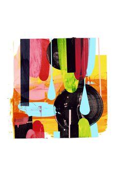 Samum art fabric / Marimekko and artist Astrid Sylwan