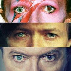 Bowie's life shows us that this world is only as wondrous and harsh as we make it. He showed us the way, many ways, and it's up to us to keep to our own path.