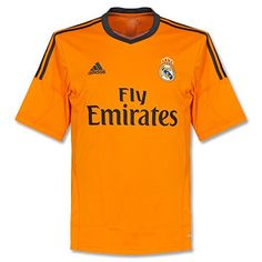 Camiseta del Real Madrid 2013-2014 3era Adidas Real Madrid, Football Shirts, Soccer Jerseys, Sport, Mens Tops, Shopping, Tacos, Europe, Sports