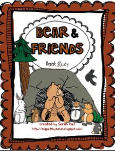 Bear and Friends Book Study updated