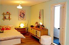 Inspiring Dollhouse Bedroom!