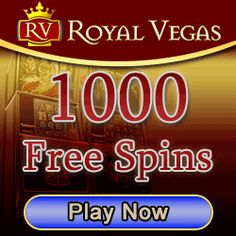 Royal Vegas Online Casino give you in bonus cash to spend on great casino games like slots, blackjack, roulette and video poker. Free Casino Slot Games, Play Casino Games, Online Casino Slots, Online Casino Bonus, Vegas Casino, Live Casino, Online Lottery, Play Free Slots, Miss You Gifts