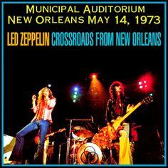 http://custard-pie.com World Of Bootlegs: BOOTLEG : Led Zeppelin - The Municipal Auditorium,...