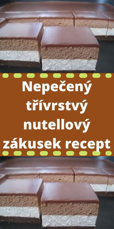 Nutella, Things I Want, Cheesecake, Food, Cheese Cakes, Eten, Cheesecakes, Meals, Diet