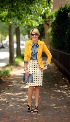 Casual-Work-Outfits-for-Women-Over-50 #over50fashionforwomen