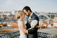 Come fly with me,  let's fly, let's away – Oporto Taylor's Sellers Destination Wedding