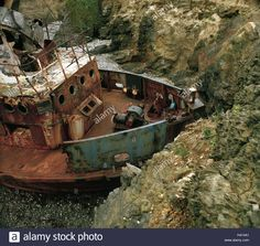 Abandoned Ships, Abandoned Cars, Abandoned Castles, Abandoned Places, Crazy Facts, Weird Facts, Underwater Shipwreck, Portugal, Song Of The Sea