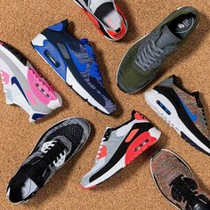 buy popular 98059 6066d The many shades of Nike s Air Max 90 Ultra 2.0 Flyknit via  livestockcanada   sneakerfreaker