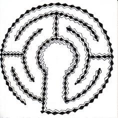Valencis tangle 292 labyrinth