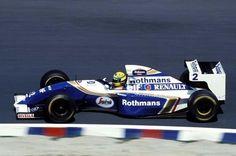 1994 Williams FW16B - Renault (Ayrton Senna)