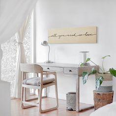 """O quadro """"All you need is love"""" é a nossa promoção de Junho, em homenagem ao mês dos Namorados, ele está com 20% de desconto em qualquer tamanho e formato. #woodartprint #quadrodemadeira #quadrosdecorativos #escandinavo #panoramico #quadrinhos #casa #apto #quadro #plaquinha #quadrinho #quadrodecorativo #madeira #allyouneedislove #poster #designdeinteriores #design #arquitetura #interiores #desconto #decoração #decor #decoracao #quadros #beatles #promoção #curitiba #amor #decora #decorando Junho, Your Perfect, Wood Art, Ladder Decor, Create Yourself, Living Spaces, Furniture, Home Decor, Boyfriends"""