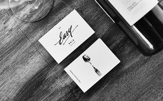 Easy Brix: Grill & Wine on Behance
