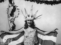 Margaret Gorman from Washington, D.C., was the first winner of the Miss Inter-City Beauty contest. The next year, she re-entered the contest, but because there was another Miss Washington, D.C., in the running, she was dubbed Miss America